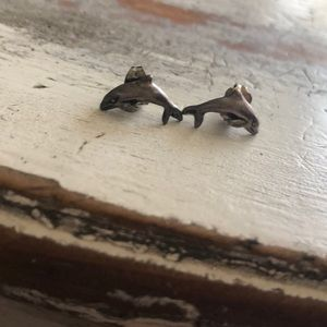 Vtg Stud Earrings